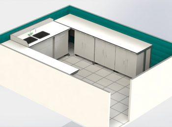 Etudes, conception, aménagement de laboratoires